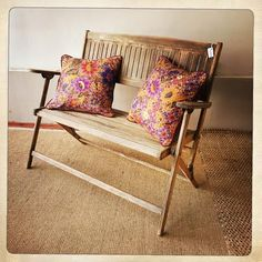 ANOUK offers an eclectic mix of vintage/retro furniture & décor.  Visit us: Instagram: @AnoukFurniture  Facebook: AnoukFurnitureDecor   July 2016, Cape Town, SA. Retro Furniture, Furniture Decor, Outdoor Furniture, Outdoor Sofa, Outdoor Decor, Cape Town, Retro Vintage, Bench, Photo And Video