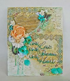 2Crafty - April Inspirations by Marilyn Rivera
