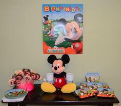 Mamá de Alta Demanda: Ideas para fiesta de Mickey Mouse