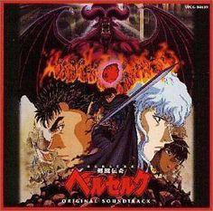 Berserk TV Anime Original Soundtrack JAPAN Anime MUSIC CD
