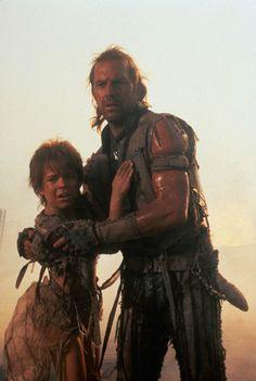 Kevin Costner... Waterworld...