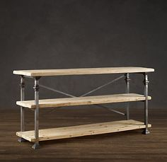 Console Tables - industrial simple