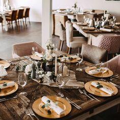 Tischdeko Gold Hochzeit Hochzeitsdeko Tablesetting Gold Foto by Bridal Collection, Boho Wedding, Table Settings, Instagram, Stars, Videos, Gold, Photos, New Week