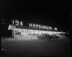 Old Black & White Photos of Los Angeles Neon — 5 things I learned ...