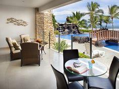 Jaco condo rental - Beautiful Terrace
