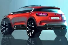 Production Version Of The Citroen C5 Aircross Goes To Shanghai TheShanghaiAuto Showin April will host the production version ofthe AircrossConcept,dubbedCitroen C5 Aircross. C5 name was first meant to be a sedan, but the name will be used for a new crossover. The French brand is planning on enlarging the number of SUVs and crossovers produced, as...