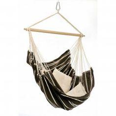 Hanging chair Brasil Mocca