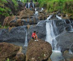 Air Terjun Kedung Kandang : Wooow Air terjun Bertingkat 6 dengan Panorama Alam yang Asri Kamu wajib Kesini.