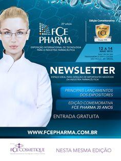 FCE pharma 2015 - Newsletter de eventos