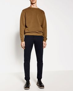 Image 3 of SKINNY FIT TROUSERS from Zara
