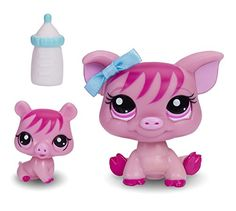 Littlest Pet Shop Figures Pig and Baby Pig Littlest Pet Shop http://www.amazon.com/dp/B00LD19ZAQ/ref=cm_sw_r_pi_dp_knGjub0V8HBT1