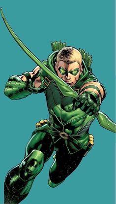 Green Arrow by Eddy Barrows