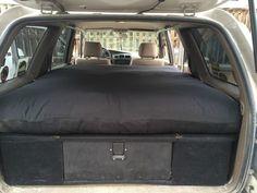 FS [FourCorners]: 3rd Gen 4Runner Cargo Box and Sleeping Platform in Denver Colorado ~$500 - YotaTech Forums