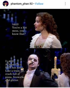 Text From Last Night posts + the lovely faces of the Phantom 25 cast (and sometimes Australian LND Cast) Theatre Nerds, Music Theater, Broadway Theatre, Musicals Broadway, Fantom Of The Opera, Love Never Dies Musical, Pixar, Opera Ghost, Texts From Last Night