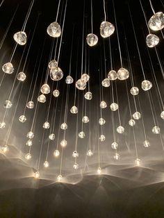 Euroluce 2019 - Salone Internazionale del Mobile di Milano Lighting Design, Chandelier, Ceiling Lights, Home Decor, Light Design, Ceiling Lamps, Chandeliers, Interior Design, Home Interior Design