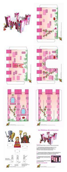Pink castle..... In love!