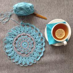 Crochet colorful