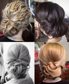 28 Classy Wedding Hairstyle Inspiration - MODwedding