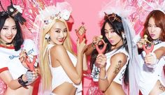 #Sistar becomes the next #Kpop group after #GFriend to slip about on a #wetstage. Seriously! Have the stagehands heard of #mops or #canopytarps?