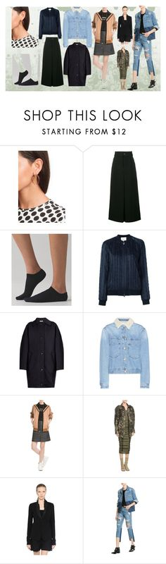 """""""Fashion Star"""" by monica022 ❤ liked on Polyvore featuring Delfina Delettrez, lululemon, 3.1 Phillip Lim, Balenciaga, Golden Goose, Faith Connexion, Rick Owens and SJYP"""