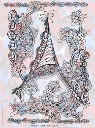 Image result for zentangle letters a-z