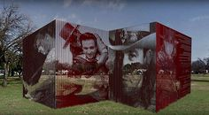 """Dallas is about to have its own Vaughan memorial installed in Kiest Park, blocks from where Stevie Ray and big brother Jimmie grew up on Glenfield Avenue. Dallas' sculpture will honor both brothers. It makes sense: Stevie was the superstar, but it was Jimmie who taught him how to play.  """"The proposed sculpture consists of four corten steel framed screens with images of Stevie Ray and Jimmie Vaughan cut into the metal. Each panel will show images of the Vaughan brothers' lives."""
