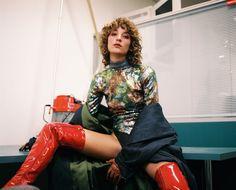 Oyster Fashion: 'After Hours' Shot By Gadir Rajab   Fashion Magazine   News. Fashion. Beauty. Music.   oystermag.com