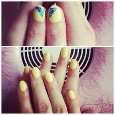 Yellow nails ibd rocco