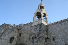 [Igreja da Natividade, em Belém]. O bispo de Belém acompanhou Balduíno IV na Batalha de Montgisard.
