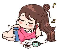 Cute Chibi Couple, Love Cartoon Couple, Cute Couple Art, Cute Cartoon Girl, Cute Love Cartoons, Cute Love Pictures, Cute Love Gif, Cute Images, Cartoon Drawings