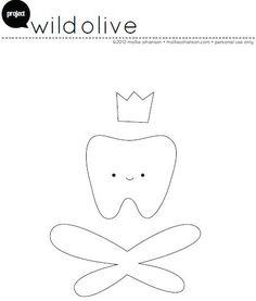 ATELIER CHERRY: Tooth Fairy Vilt