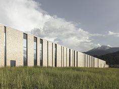 Produktionsgebäude MPreis, Völs