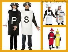 Love, Actually: Couple's Halloween Costumes