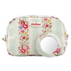 Lace Stripe Boxy Make-Up Bag | Cath Kidston |