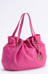 A passion for this pink bag...!