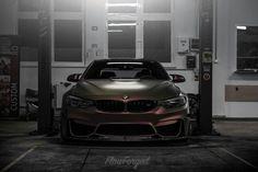 BMW Z-Performance F82 M4 bronze