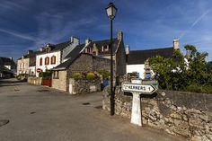 Village de Kerners, Golfe du Morbihan