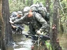 Our Ron Andruss has been giving us an exclusive look inside the ultimate combat leadership course that is Ranger School. Military Humor, Military Love, Military Guns, Military History, Military Art, Special Ops, Special Forces, Ranger School, Airborne Ranger