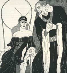 These NSFWKing Lear Illustrations Are Gorgeous—And Incredibly Grotesque