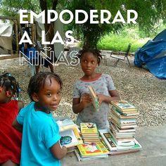 """Los invito a leer mi artículo """"Empoderar a las niñas"""" en mi blog www.ladygaba.com.ar"""