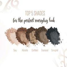 Eye pigment