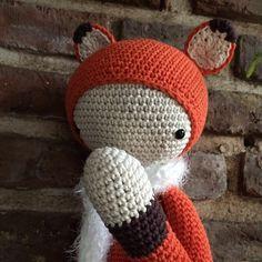 Fibi the fox! #LalylalaDoll