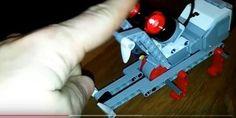 Krokodyl Lego Mindstorms Ev3