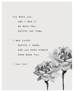 Quotes Discover Lang Leav poetry art print you were you and I was I typography art poster - Sprüche - Quotes Poem Quotes Cute Quotes Words Quotes Lang Leav Quotes Sayings Cute Inspirational Quotes Profound Quotes Star Quotes Advice Quotes Poem Quotes, Cute Quotes, Words Quotes, Lang Leav Quotes, Star Quotes, Advice Quotes, Qoutes, Wedding Quotes And Sayings, New Day Quotes