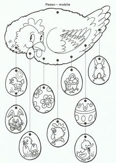 """iColor """"Easter Eggs"""""""