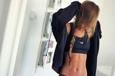 """fitness thinspo skinny perfect flat stomach abs toned jealous want thinspiration motivation fitness fitspo fitness"" from the original post, how can you put both thinspo and fitspo? Fitness Workouts, Fitness Motivation, Fitness Goals, Nike Workout, Health Fitness, Fitness Diet, Fitness Watch, Sport Motivation, Flat Stomach Motivation"