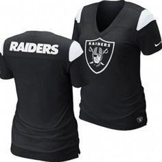 Oakland Raiders Women's Burnout Logo Ribbed Tanktop (Black ...