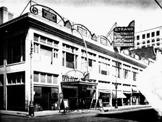 Strand Theater, New Orleans by  Unknown Artist
