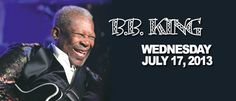 B.B. KING at Innsbrook After Hours WED JULY 17