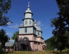Discover the Uspenia Monastery, the center of the old-rite Christianity in the northern Dobruja. Danube Delta, Notre Dame, Christianity, Old Things, Travel, Viajes, Trips, Tourism, Traveling
